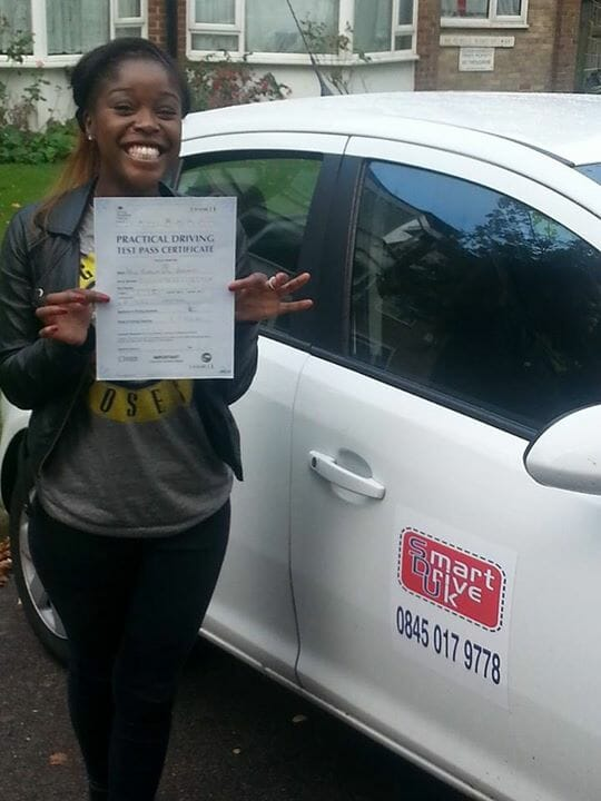 DRIVING INSTRUCTOR WORTHING – BWALYA
