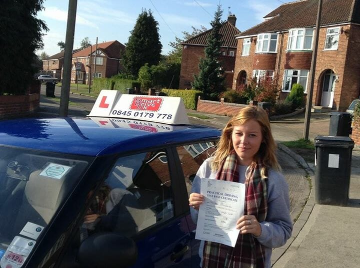 DRIVING INSTRUCTOR YORK – Kerry Redhead