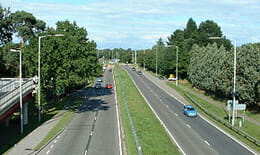 a31 road bournemouth