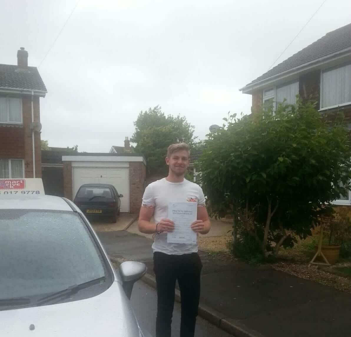 Congratulations to Adam Corbin of Lymington