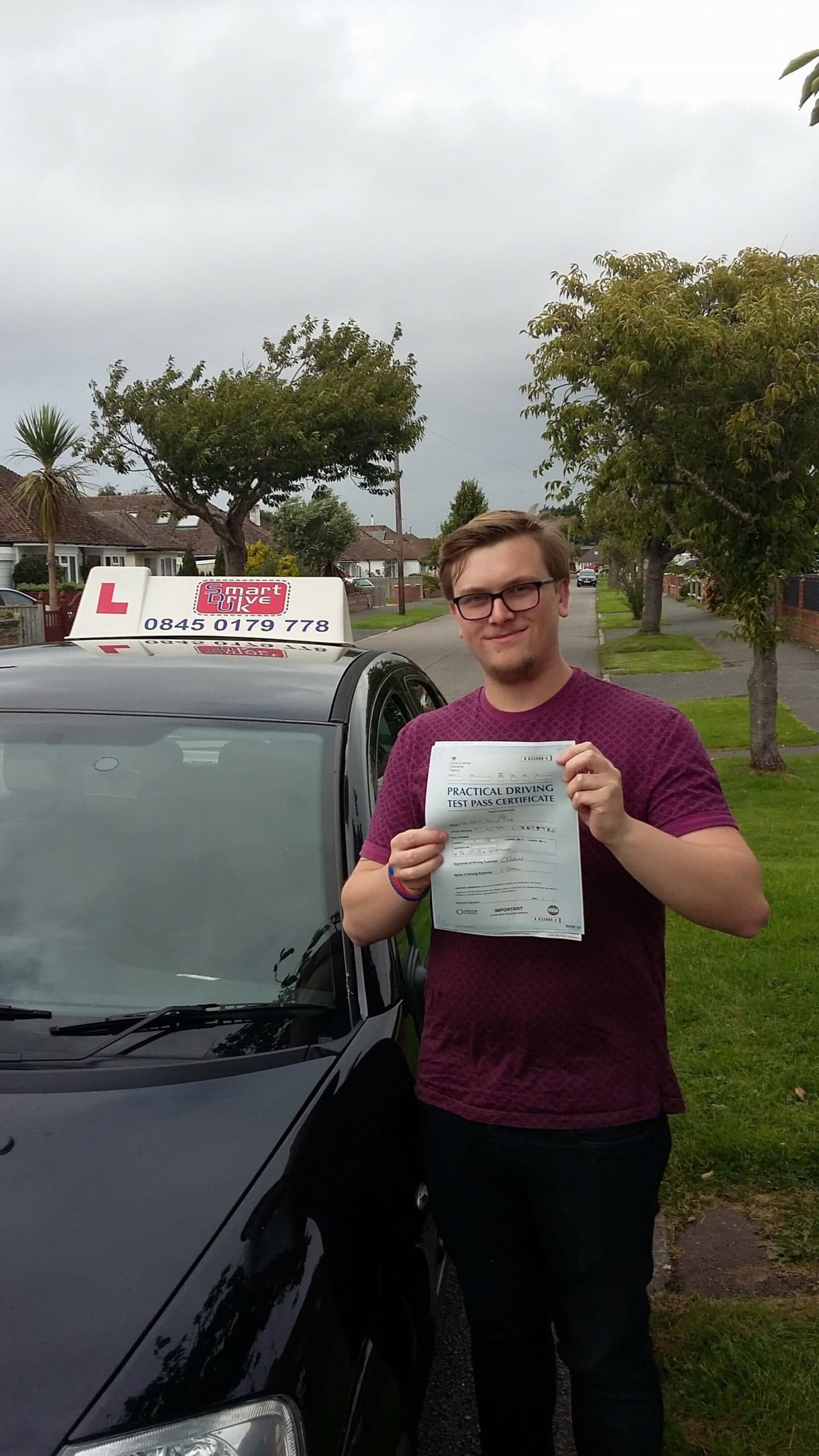 Congratulations to Brett from Worthing
