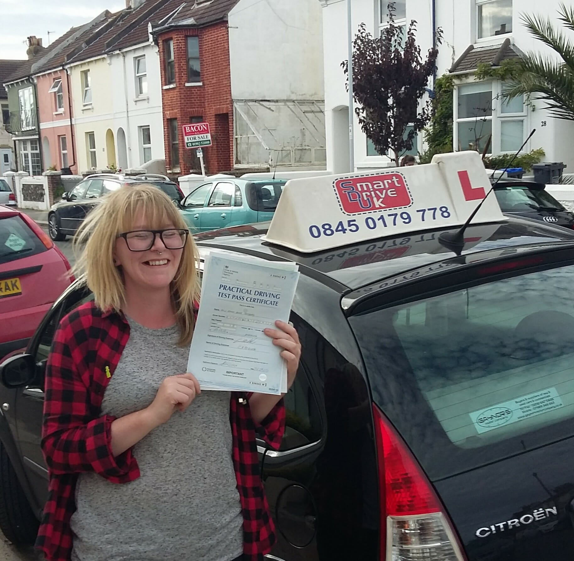 Congratulations to Emma Rothery from Worthing