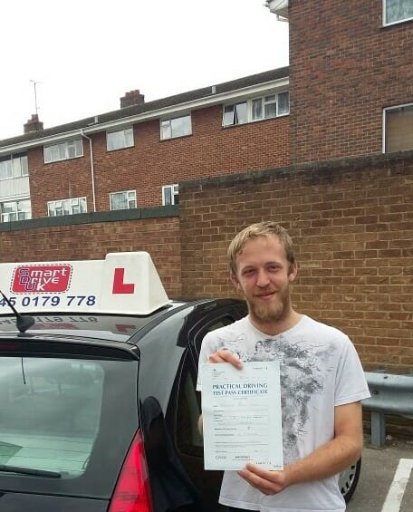 Congratulations to Alex in Worthing