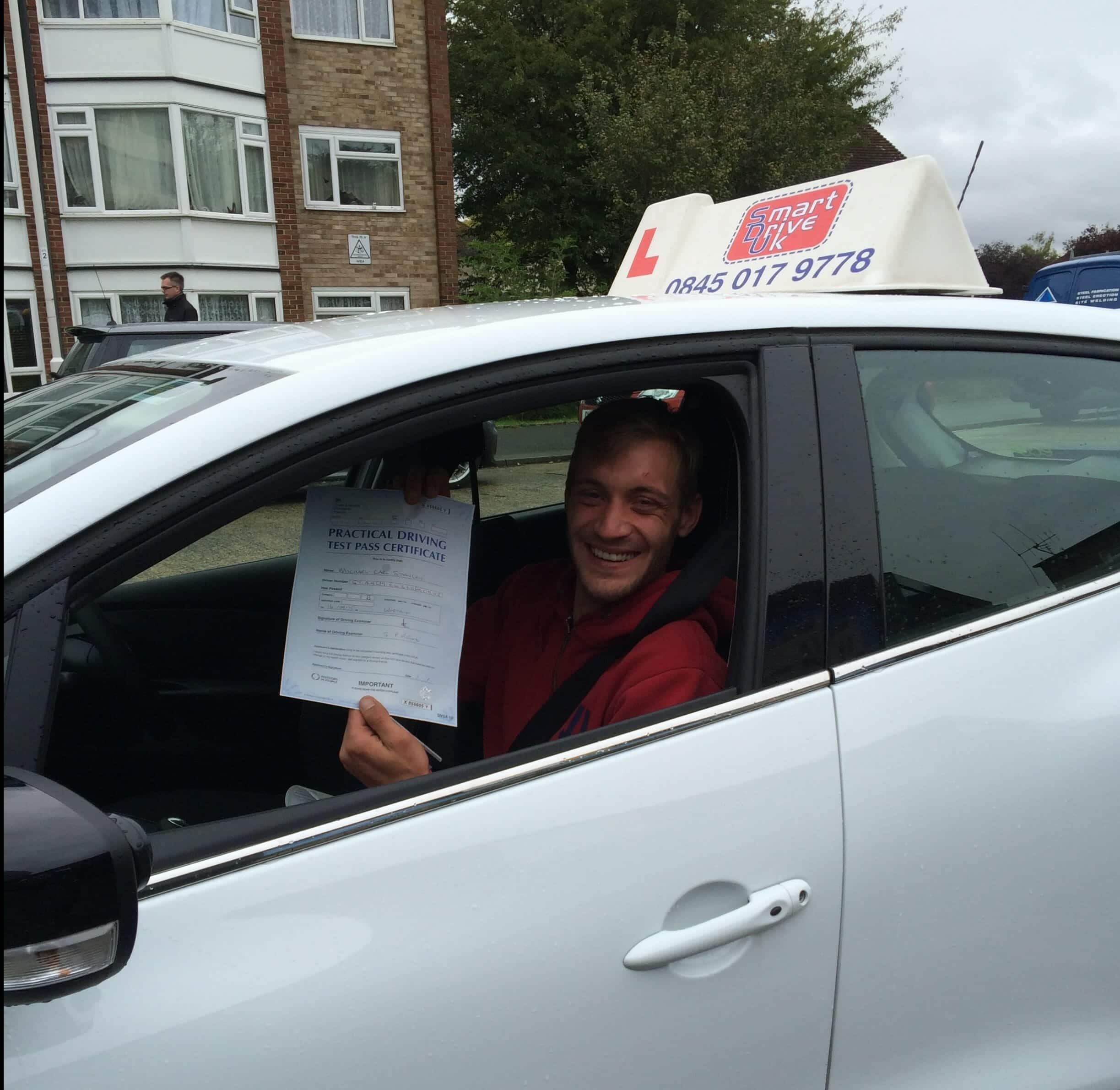 Congratulations to Michael from Worthing