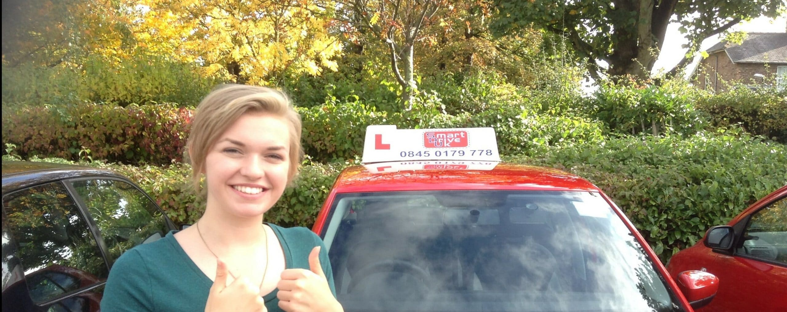 Congratulations to Abigail Kernighan of York. First Time Pass