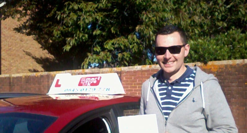 Congratulations to Paul from Chichester