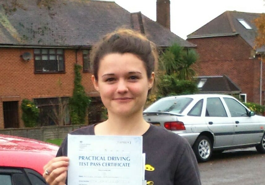 Congratulations to Summer Stringfellow from Poole