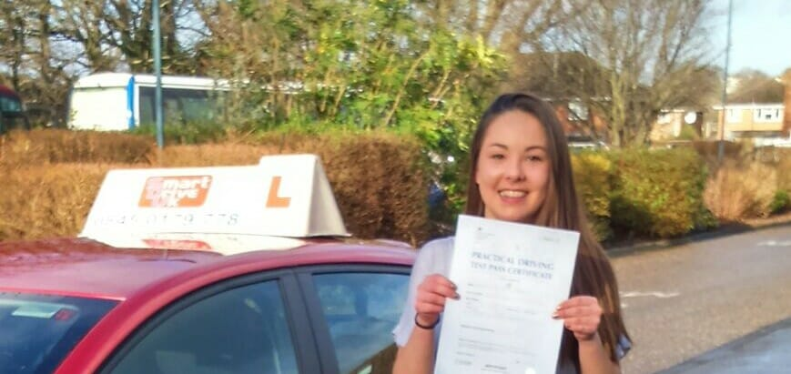Congratulations to Charlotte Herring from Poole