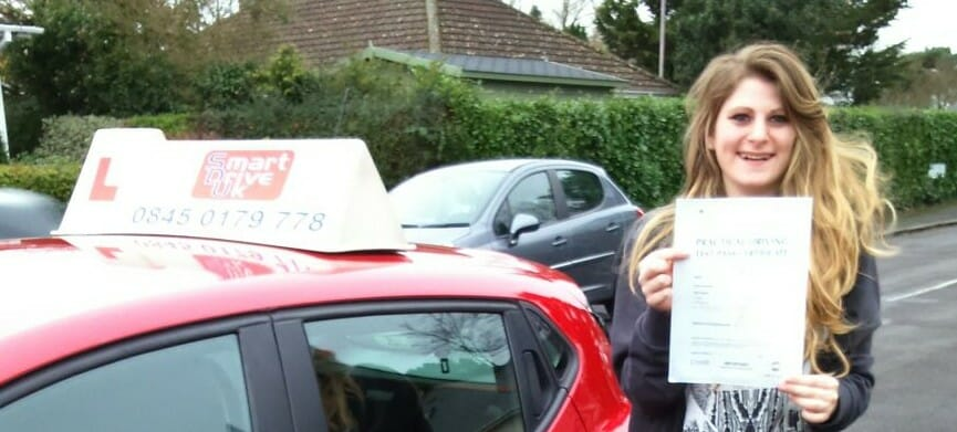 Congratulations to Sadie Perry from Poole