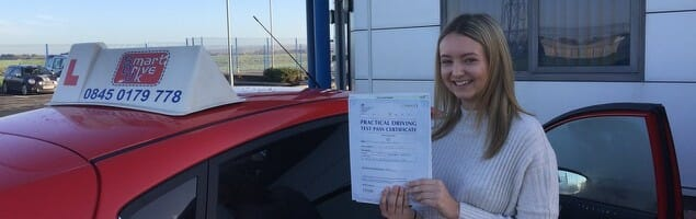Congratulations to Chloe Deacon from Southampton