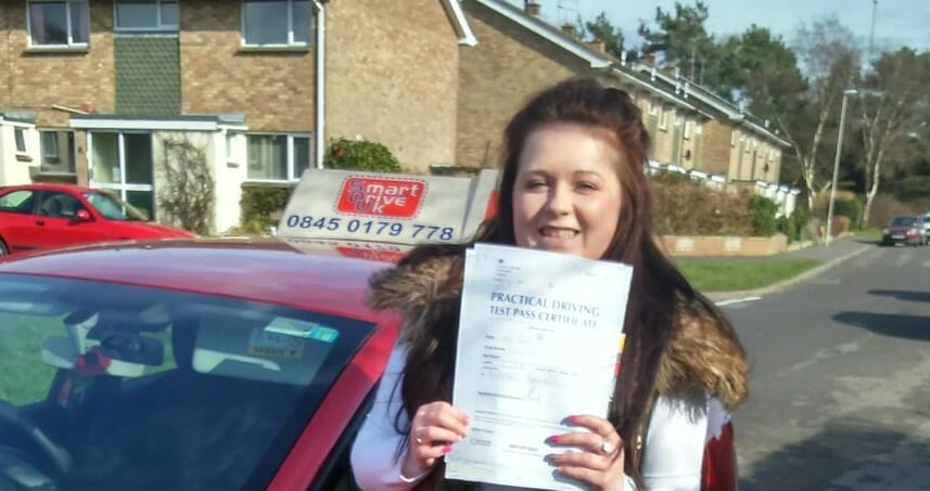 Congratulations to Gemma Cooper from Poole