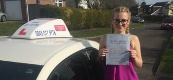 Congratulations to Bella Wittick from Winchester