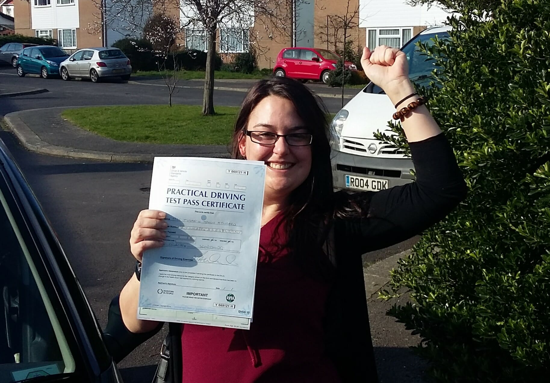 Well done to Melanie from Worthing.