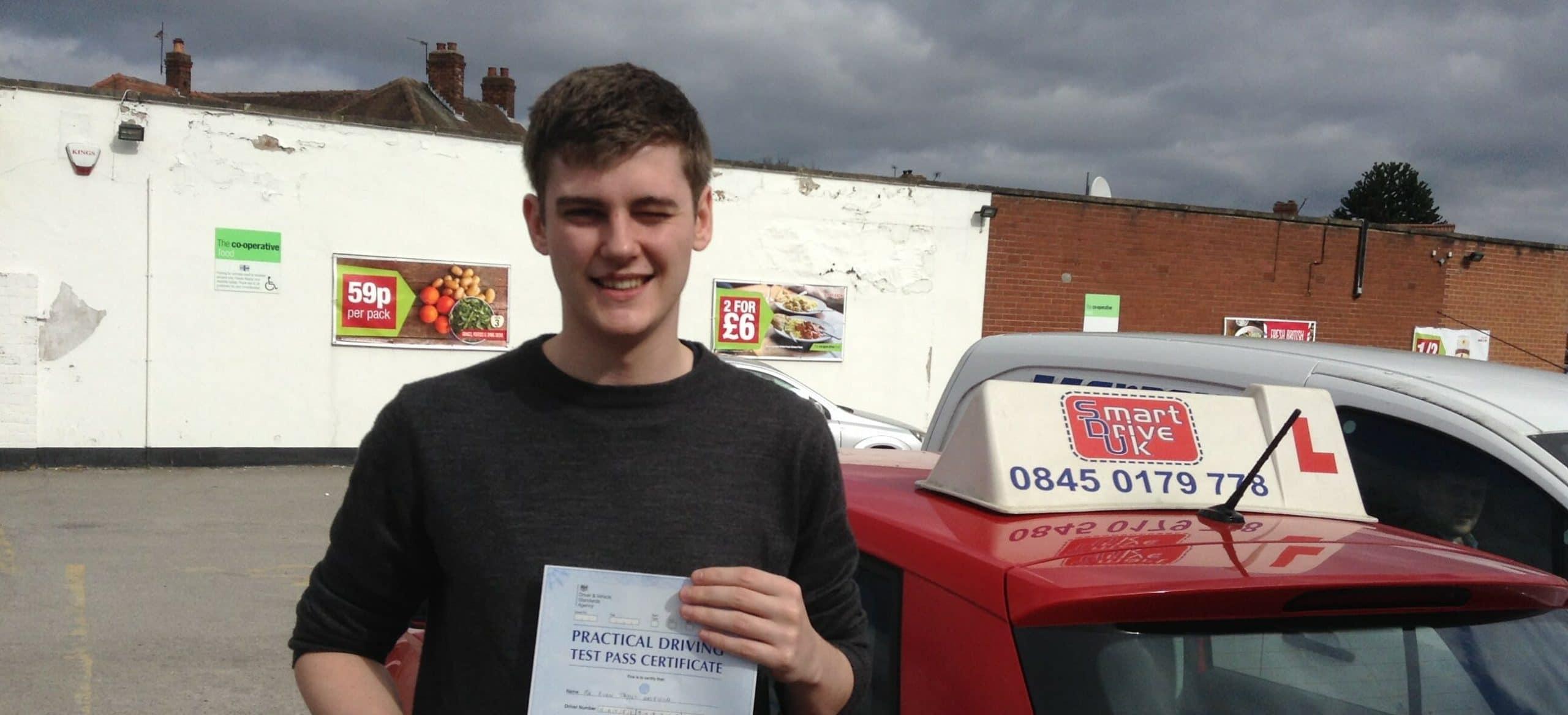Congratulations to Ryan Hatfield of York.