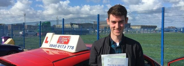 Congratulations to Harry from Warsash. First Time Pass!!