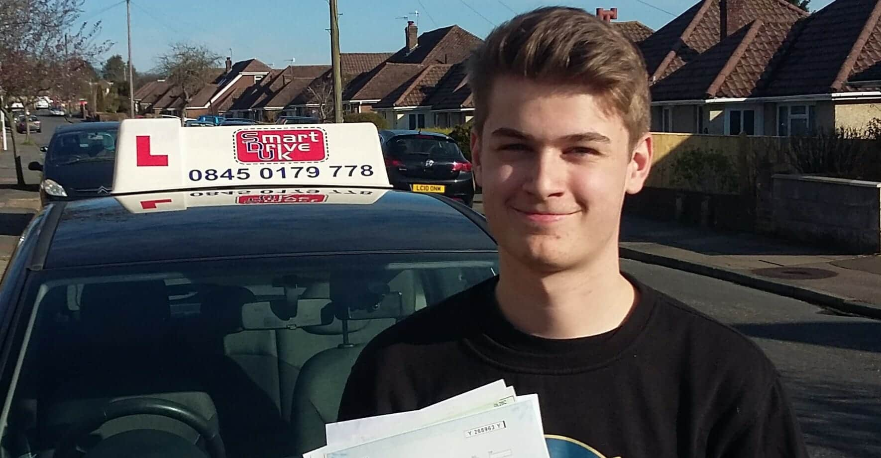 Congratulations to Luke Howard from Worthing
