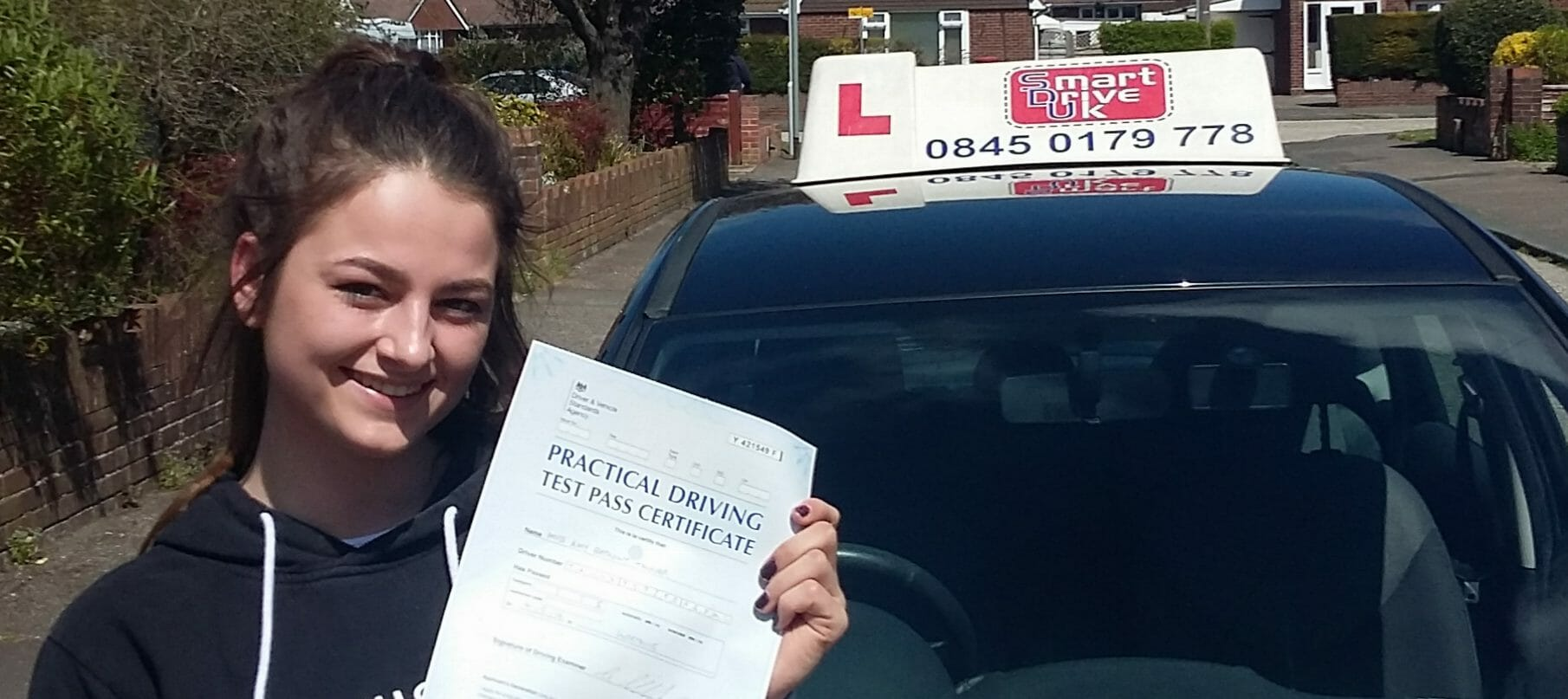 Congratulations to Amy Tanner from Worthing