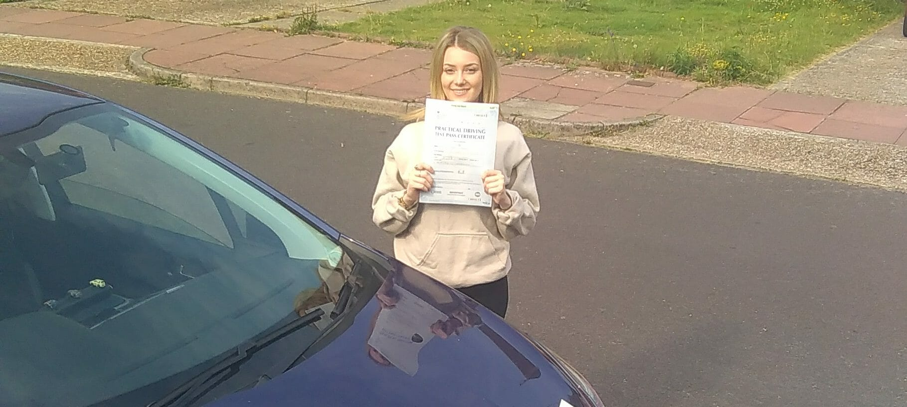 Zero Faults !! Congratulations to Holly Wigmore of Worthing