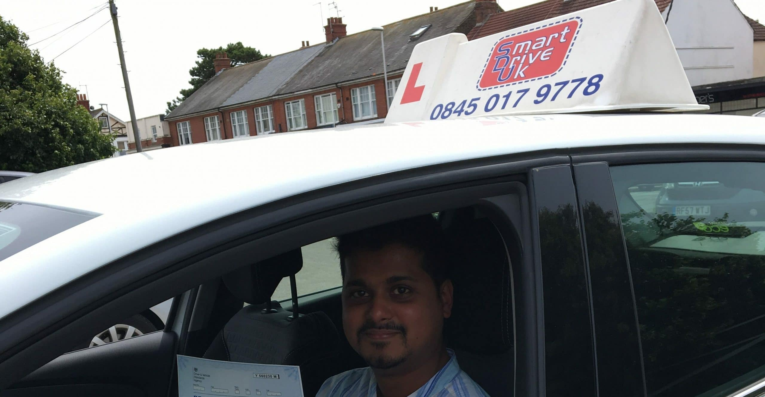 Well done to Arif of Worthing