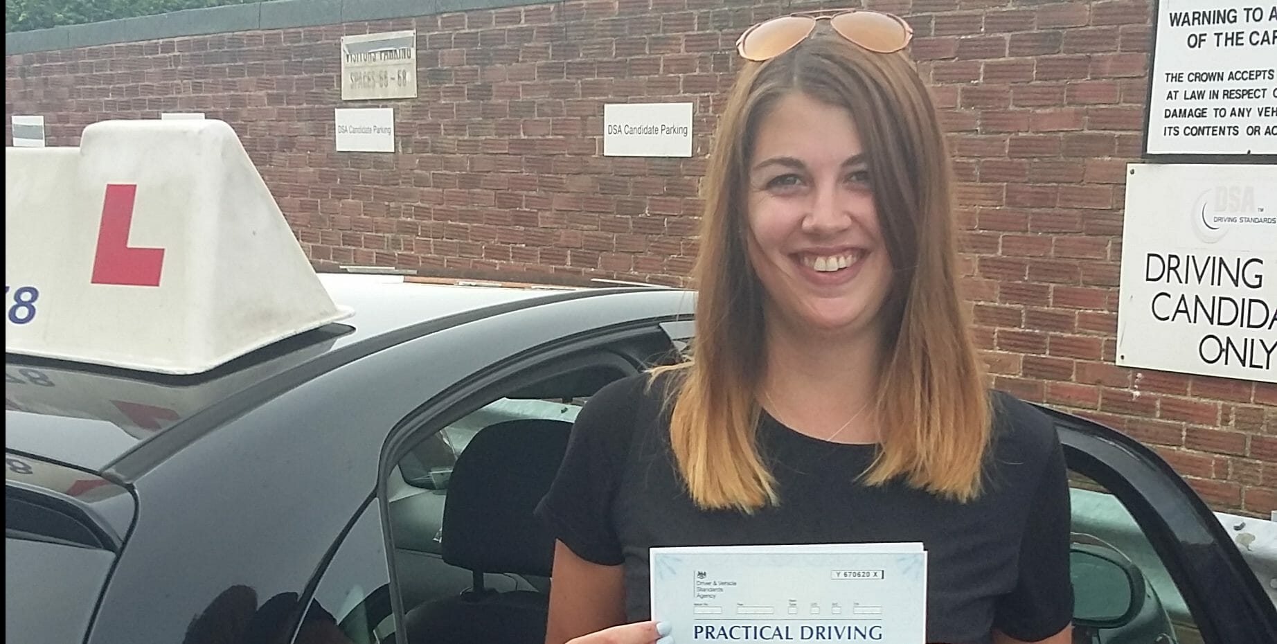 Congratulations to Ashleigh O'Mahony from Worthing