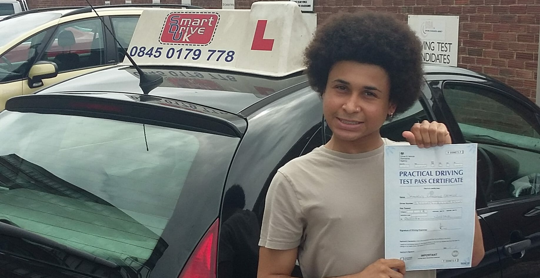 Well done to Jahmarley Bachelor from Worthing.