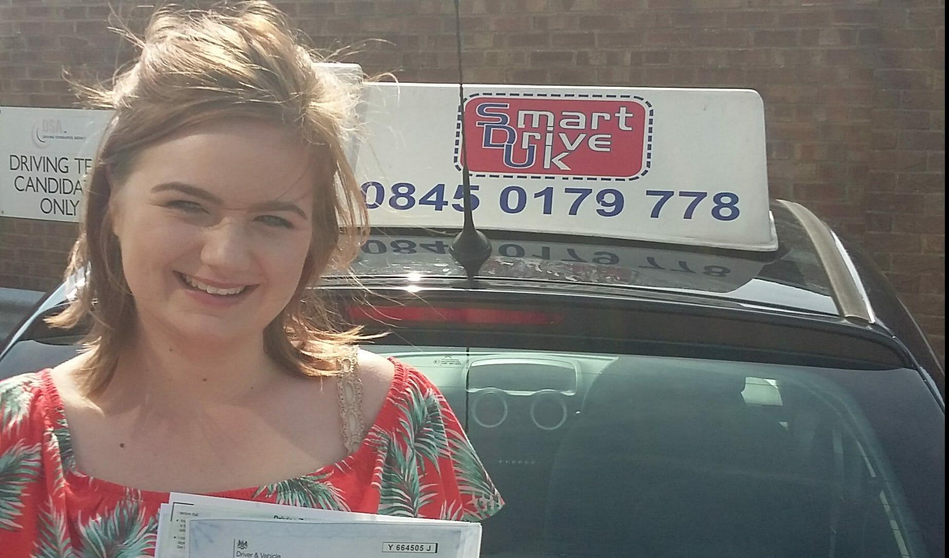 Well done to Jess Burtenshaw from Shoreham