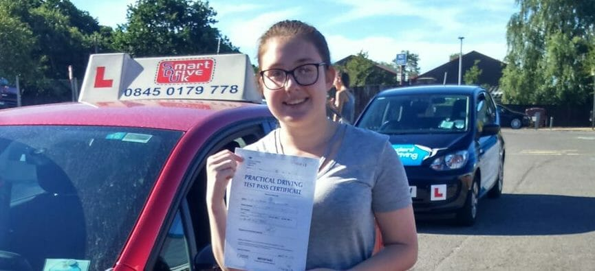 Well done to Courtney Millward of Poole