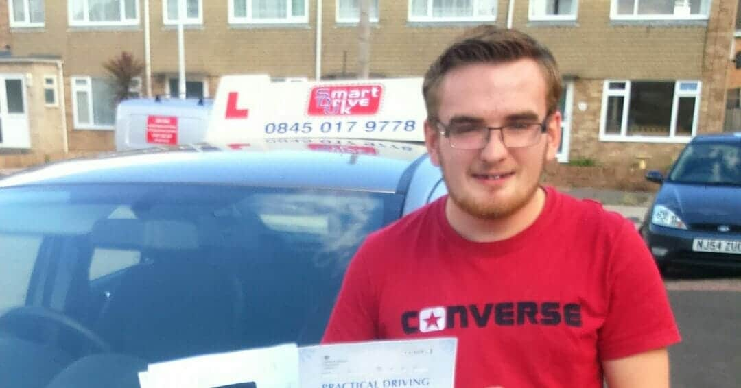 Congratulations to Kieran Olney from Worthing