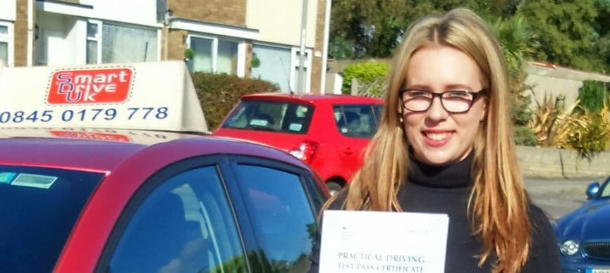 Congratulations to Chelsey from Poole