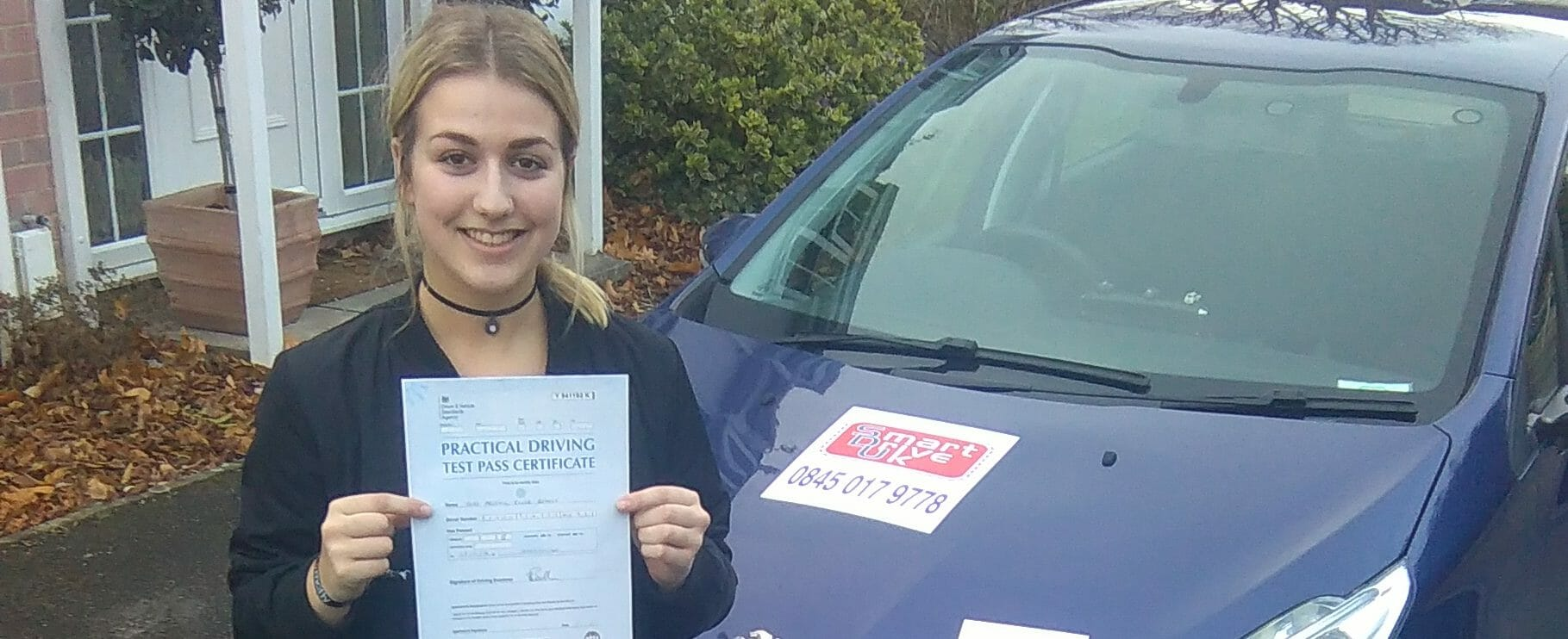 Well Done to Abigail Beadle of Worthing