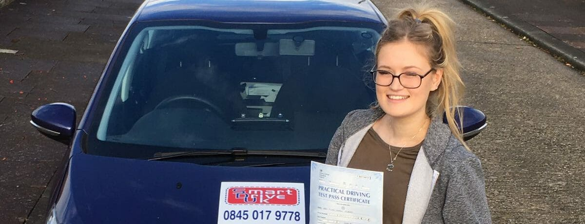 First Time Pass!! Well done Ellen from Worthing