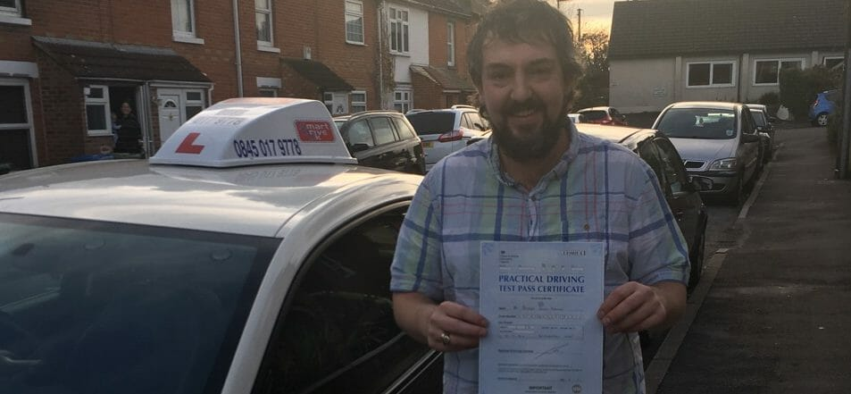 Well done to Darren Woods from Southampton