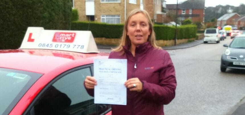 Congratulations to Hayley from Poole