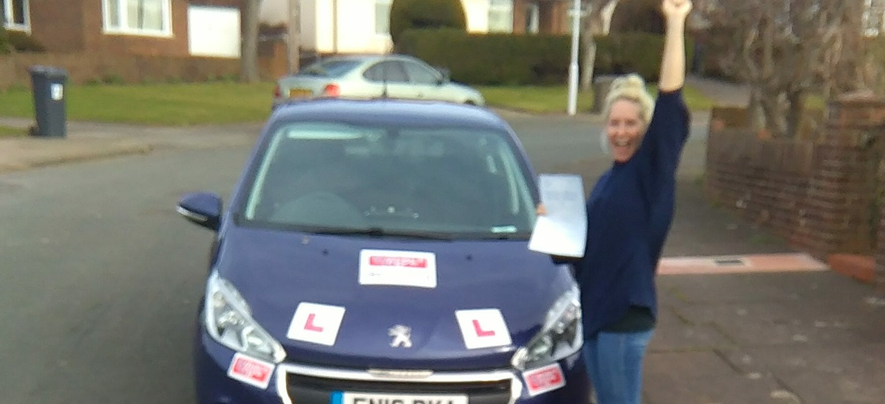 Zero Faults. Congratulations Rebecca Morgan from Storrington