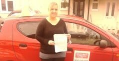 Congratulations to Cindy Pragnell from Chichester.
