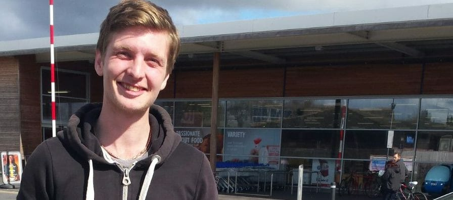 Congratulations to Adam Woolward from Ringwood