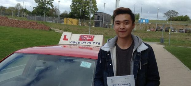Congratulations to Thomas Lung From York