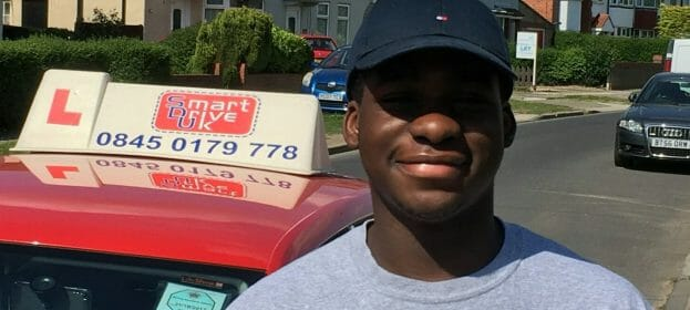 First Time Pass!! Congratulations to Dimeji of York