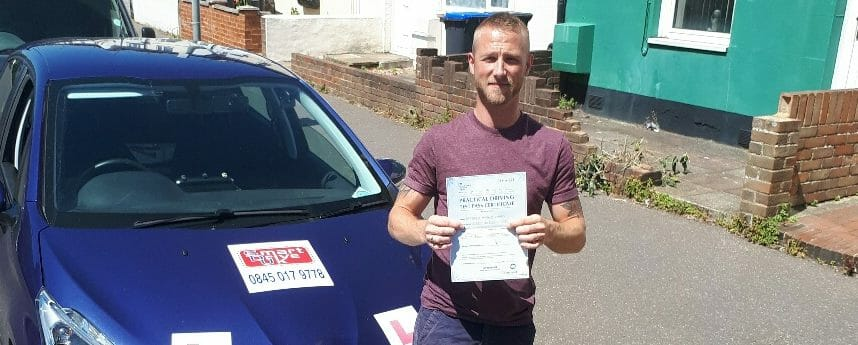 Congratulations to Matthew Oakes of Worthing