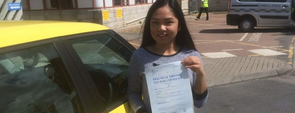 Congratulations to Miechelle of Bournemouth