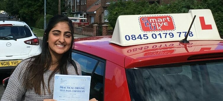 Congratulations to Ramandeep of York