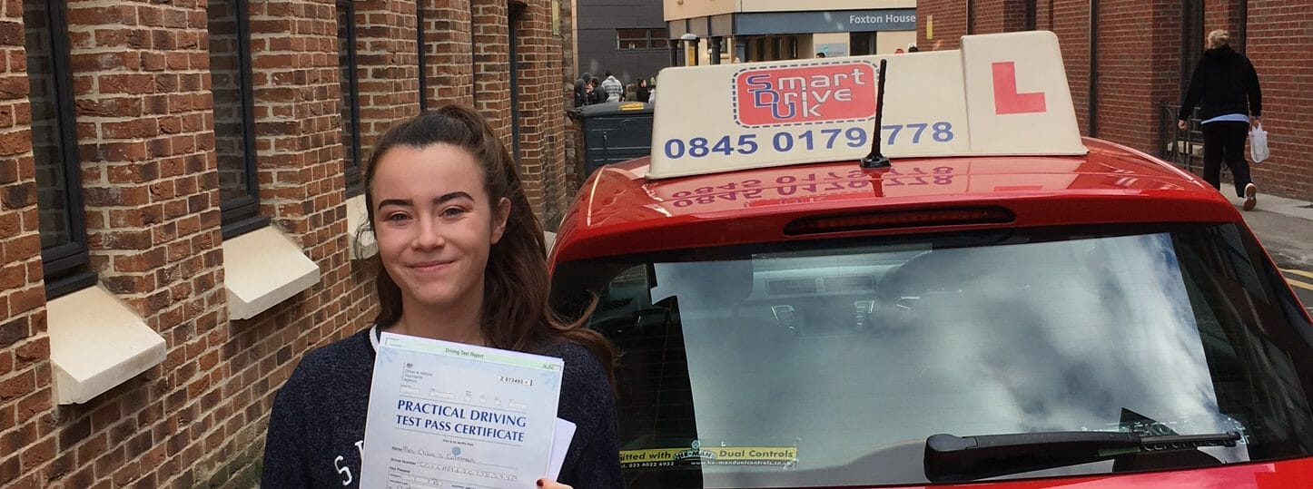 Congratulations to Chloe Coleman of York
