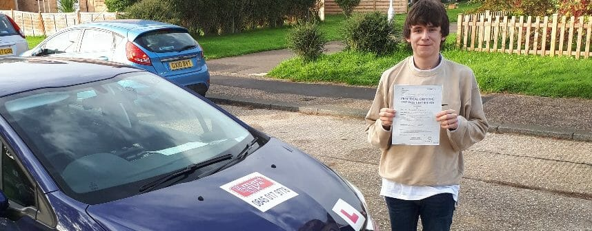Congratulations to Jack from Worthing