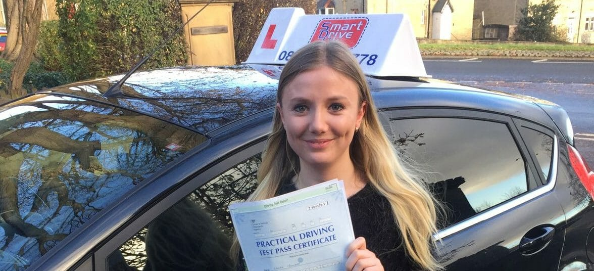 Well done to Laura Holness from Huddersfield