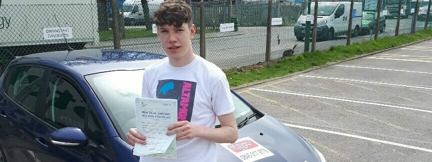 Congratulations to Elliot from Worthing