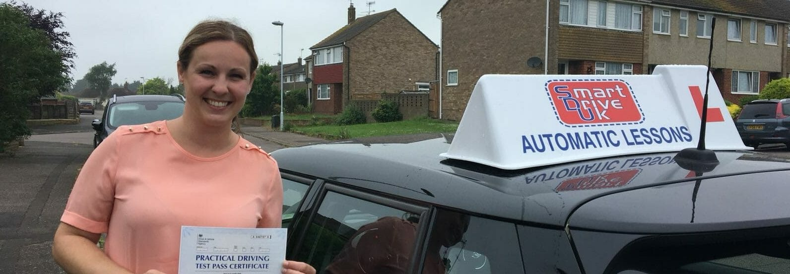 Congratulations to Lenka from Worthing