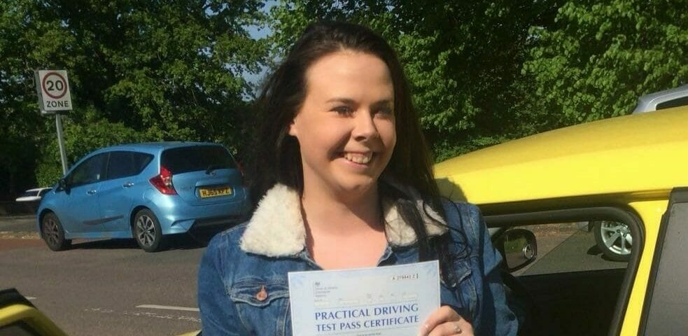Congratulations to Shannon from Bournemouth