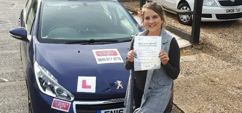 Congratulations to Nicola Byles of Littlehampton