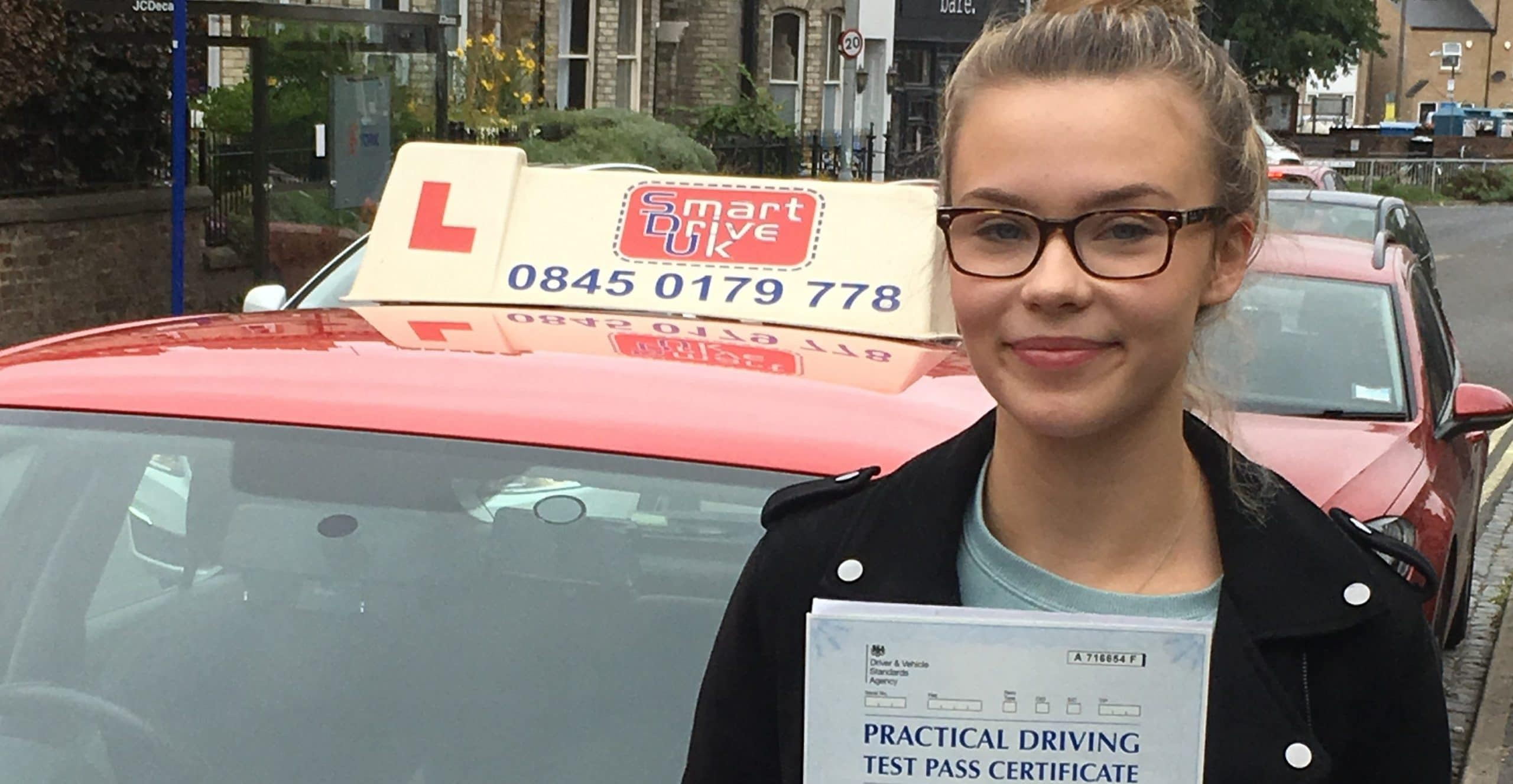 First Time Pass !! Congratulations Alice Mitchell-Jones of York