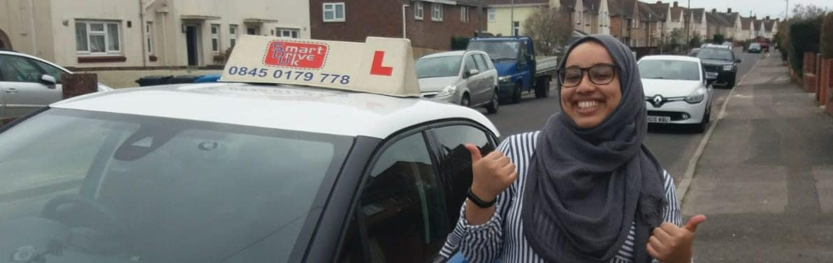 First Time Pass !! Well done to Rajni in Poole